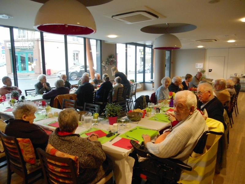 Le restaurant du Galilée au Mans