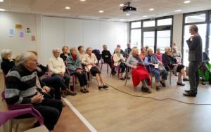 Conférence au Petit Jardin à Brest