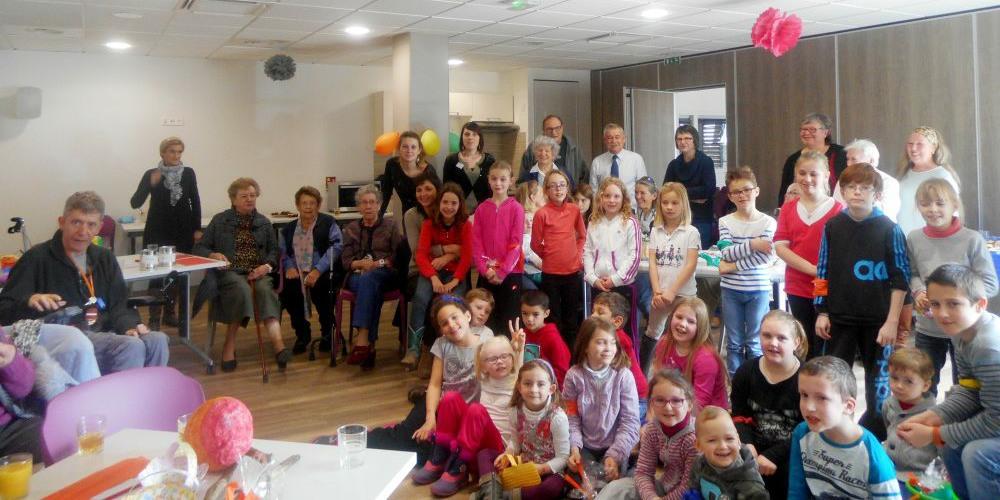 rencontres seniors femmes Châtillon