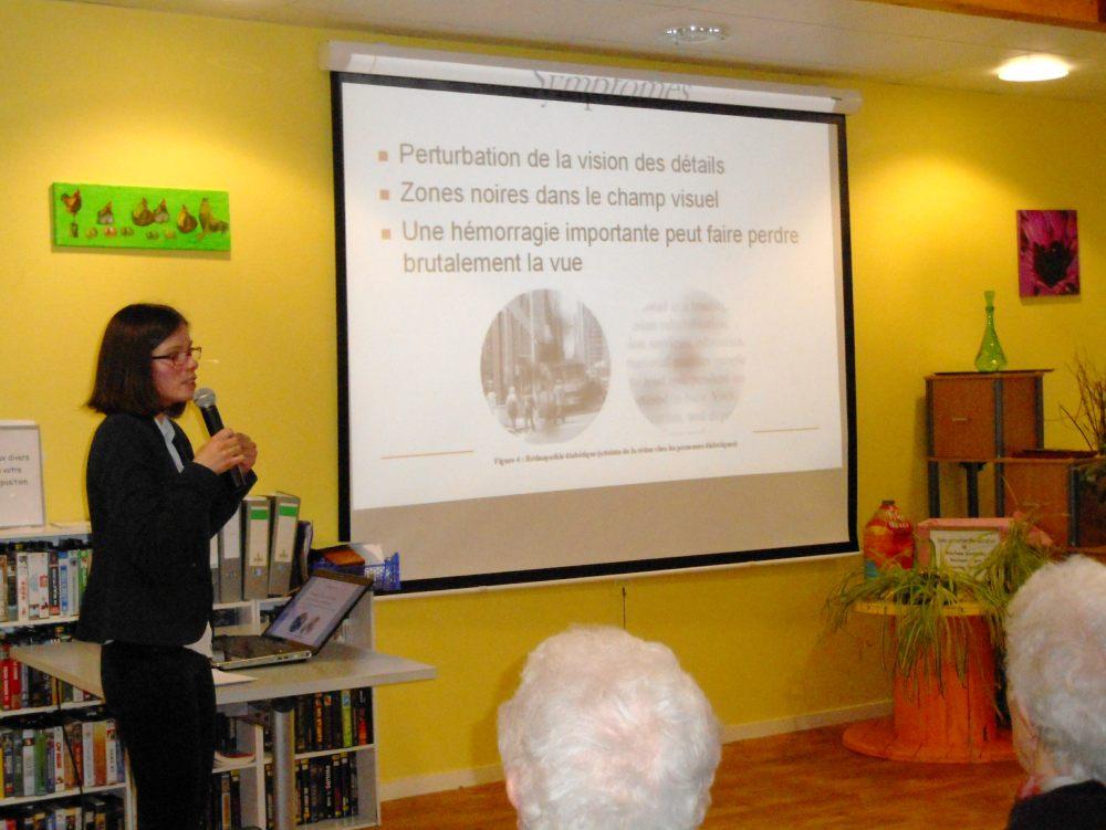 Conférence sur la prévention de la déficience visuelle