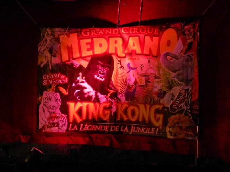 Sortie au cirque Médrano