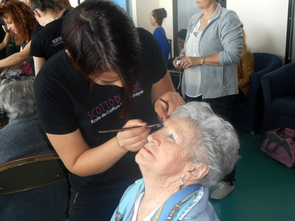 Une résidente d'Espace & Vie Guidel à l'honneur pour l'élection de la Miss Seniors 2015