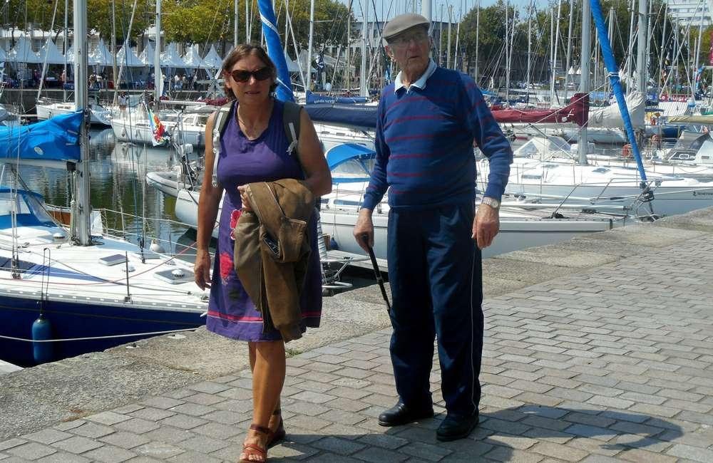 Les résidents Guidelois au festival Interceltique de LOrient