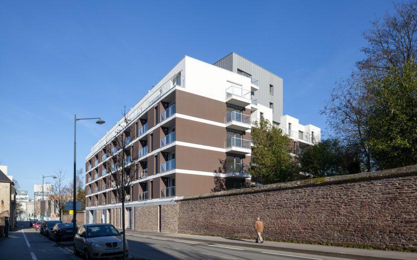 La résidence au service des seniors à Rennes Mabilais
