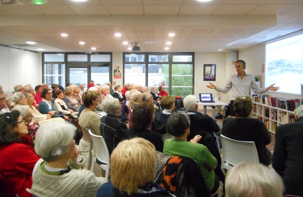 Conférence au Petit Jardin : « La reconstruction de Brest »