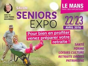 Espace & Vie au salon Seniors Expo du Mans
