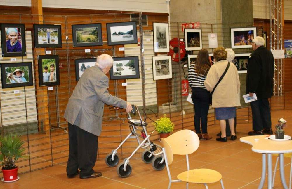 Exposition photos à Sargé-lès-le-Mans