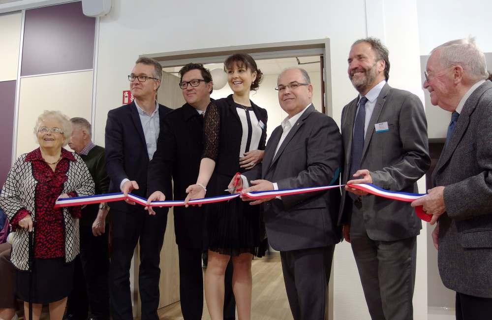Espace & Vie a inauguré sa septième résidence senior à Pornic