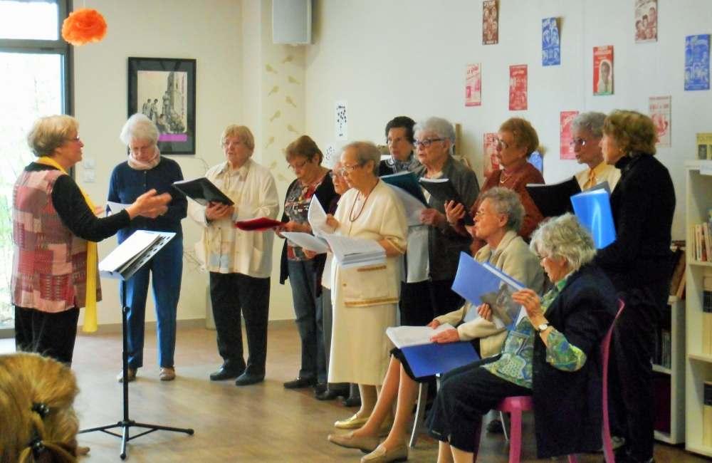 Rencontre inter-chorale à Brest