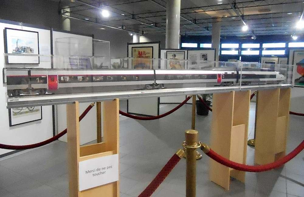Le Galilée voyage avec la SNCF