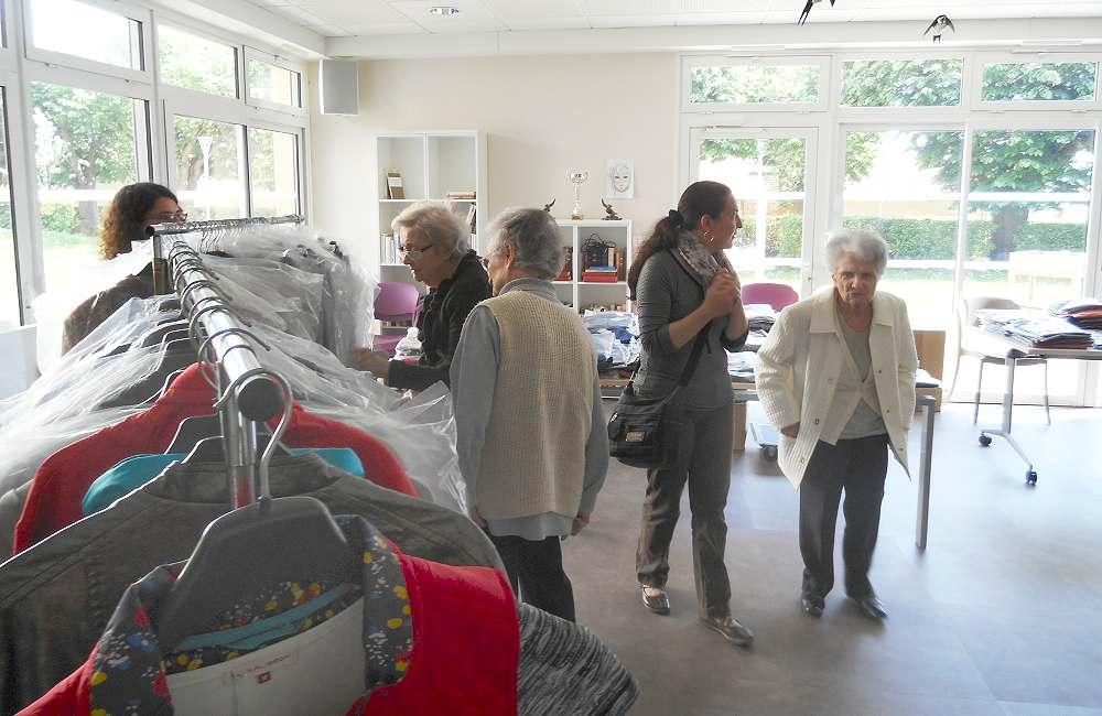 Après-midi shopping à Espace & Vie Niort
