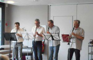 Fête de la musique au Galilée