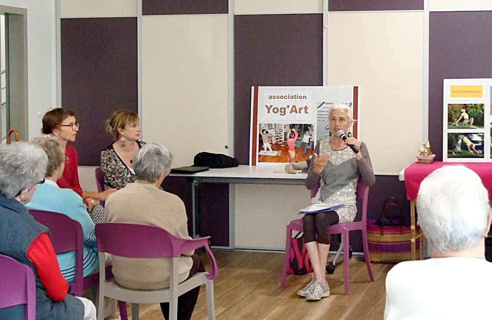 Forum « Bien-être pour les seniors » à Espace & Vie Pornic
