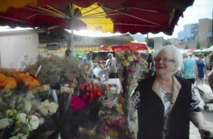 Sortie au marché des Jacobins pour les résidents du Galilée