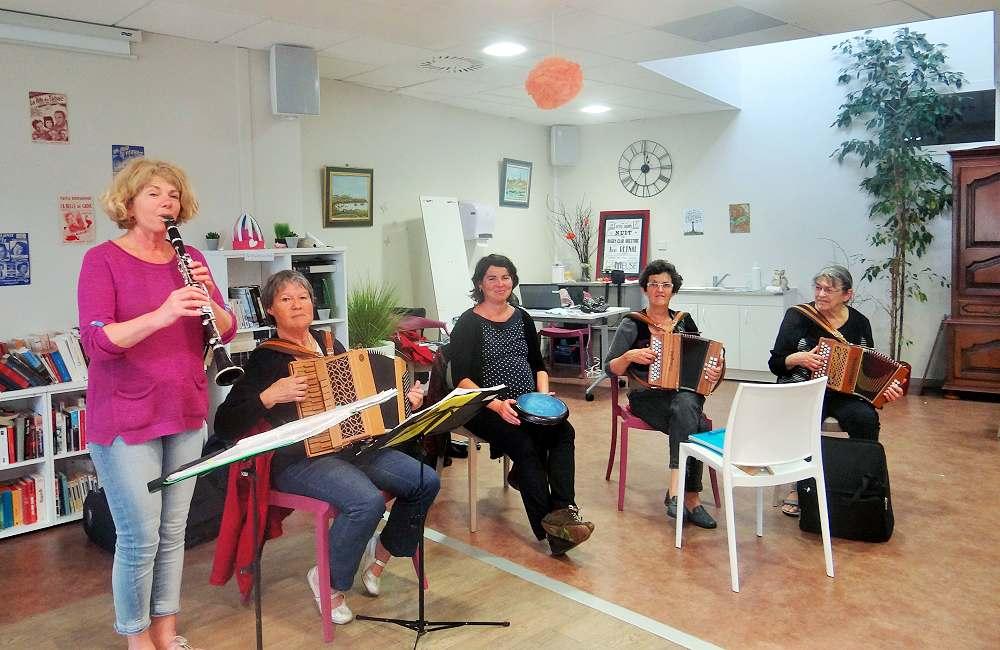 Concert de musique Klezmer au Petit Jardin