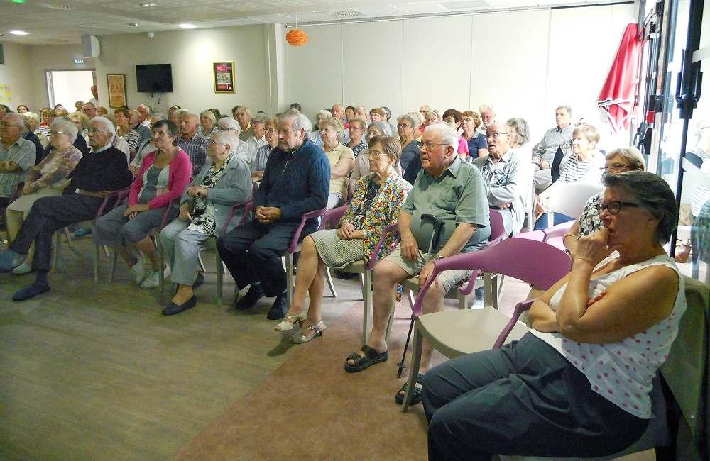 Conférence historique sur la libération de Brest au Petit Jardin