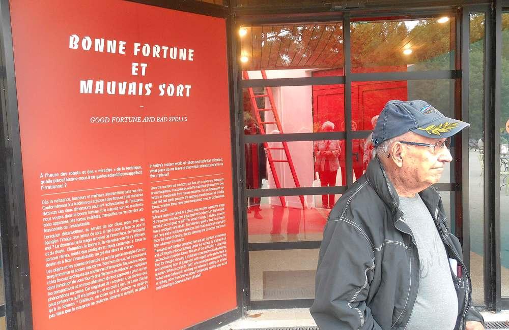 Les résidents du Petit Jardin à la découverte de l'abbaye de Daoulas