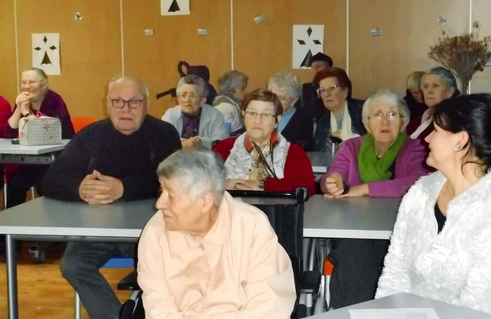 « Escapade » bretonne pour les résidents d'Espace & Vie Précigné