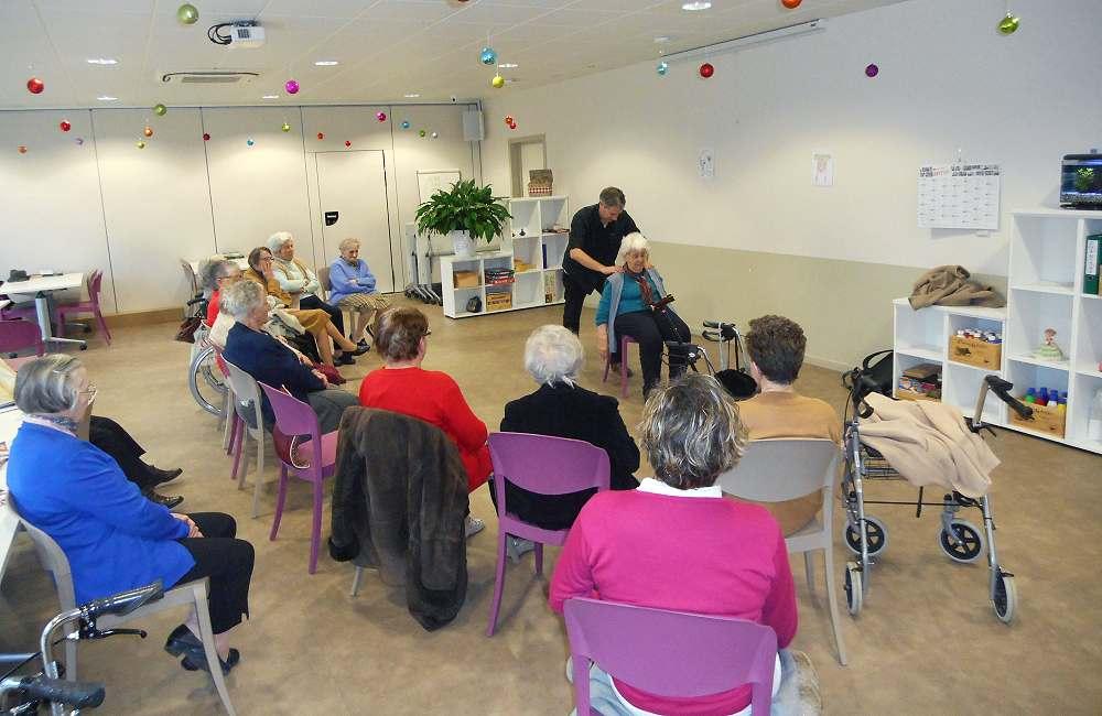 Massages de bien-être et méditation à Espace & Vie Niort