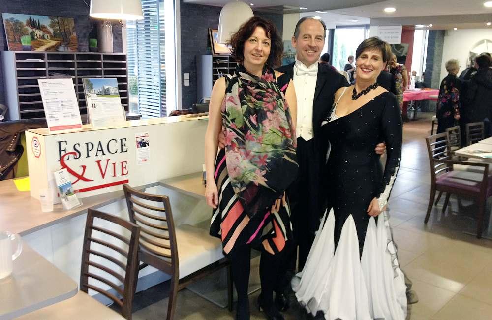 Thé dansant à Espace & Vie Rennes Bellangerais