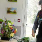 De l'art floral à la résidence Espace & Vie Rennes Bellangerais