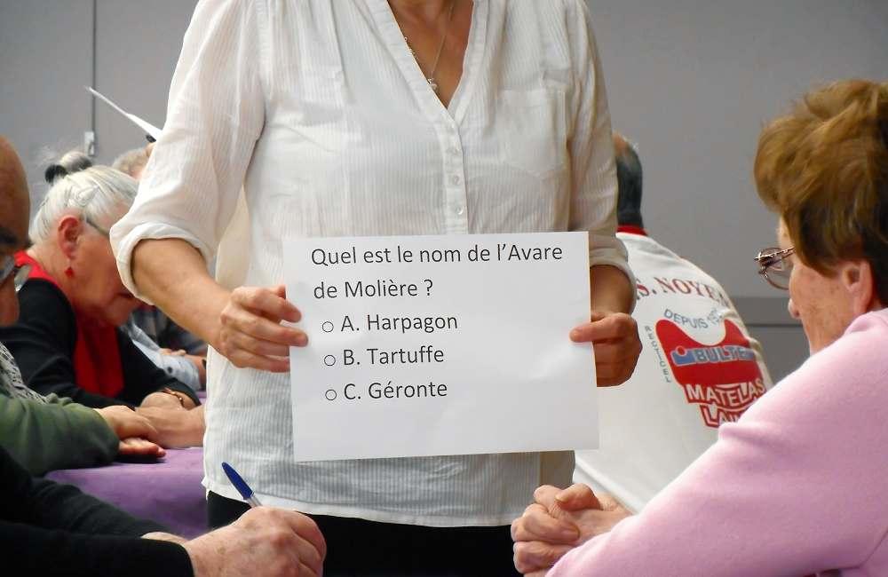 Questions pour un résident : Espace & Vie Précigné sur le podium !