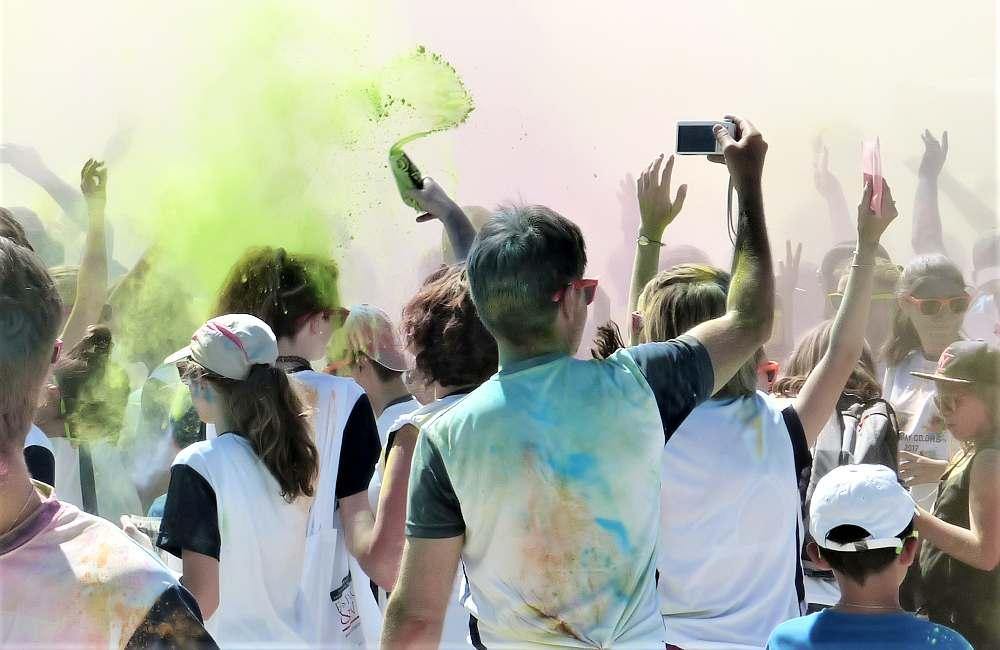 Espace & Vie Niort met la couleur à l'honneur !