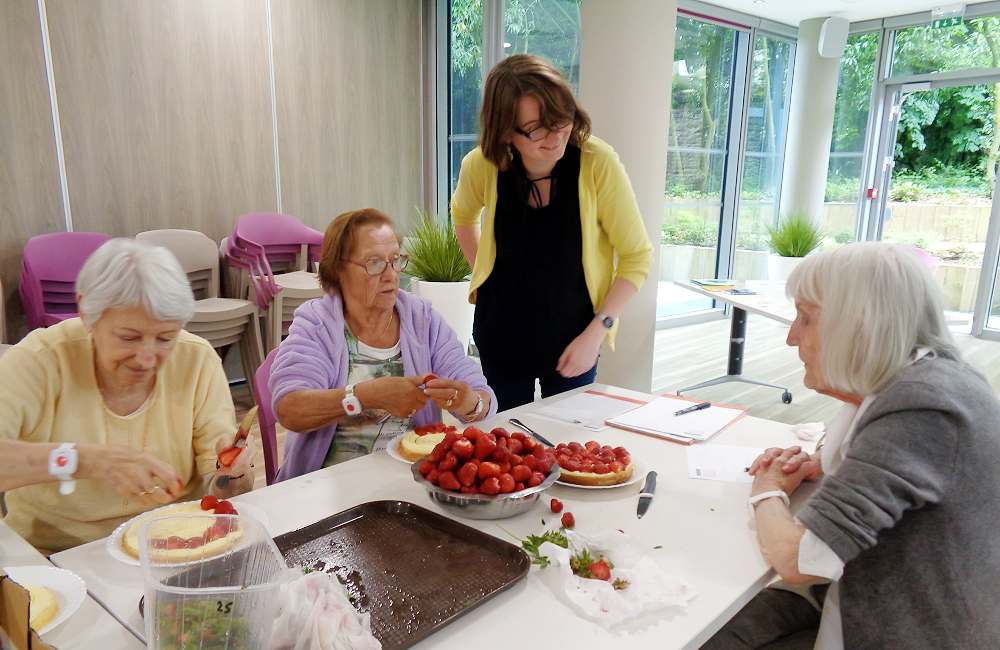 Saveurs de fraises à la Mabilais