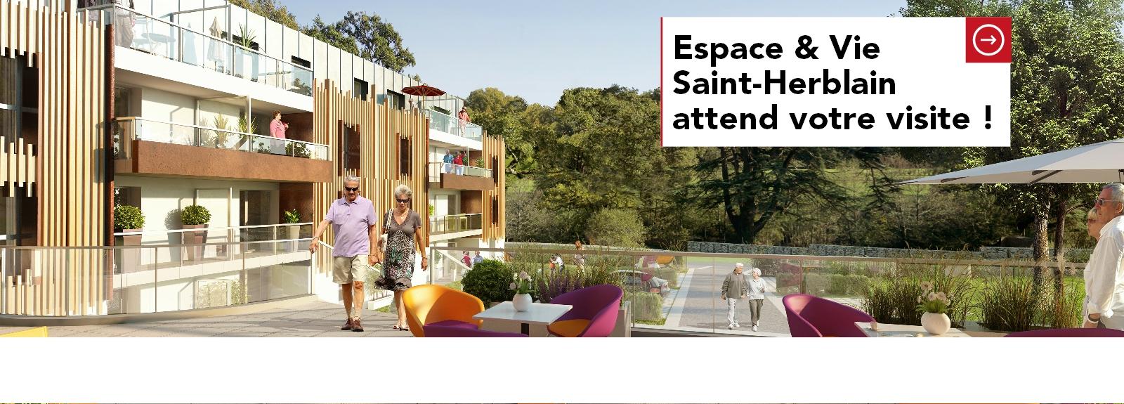 Espace & Vie Saint-Herblain attend votre visite