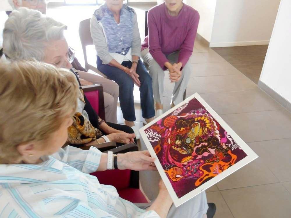 Exposition estivale de peinture à La Bellangerais