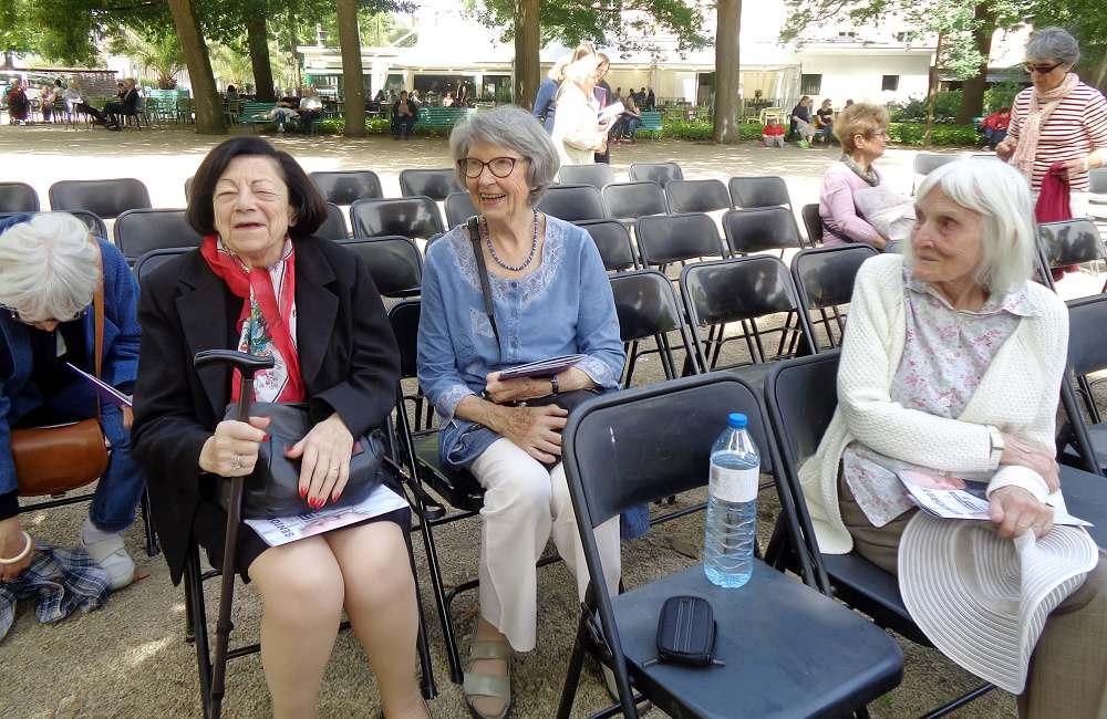 Visite commentée du Thabor pour les résidents de La Mabilais