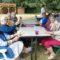 Journée inter-résidences : pique-nique et pétanque