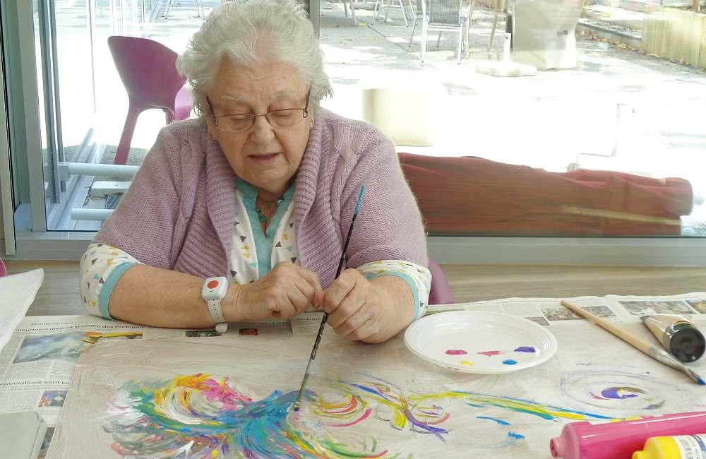 Rencontre artistique avec Patricia Leblanc