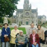 Sortie à Saint-Anne d'Auray pour les résidents d'Espace & Vie de Guidel