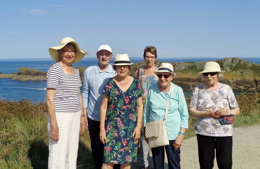Les seniors de La Mabilais se donnent rendez-vous à Cancale