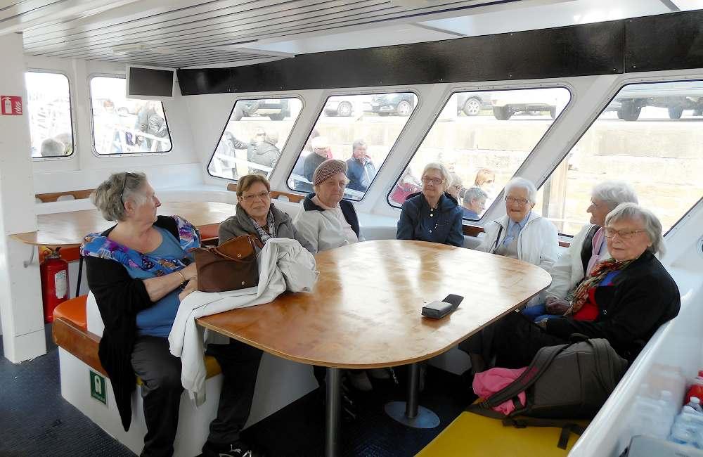 À la découverte de la rade et du port de Brest