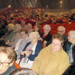 Espace & Vie Le Mans au Gala des seniors