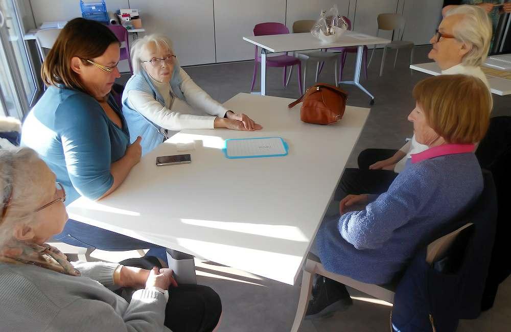 Rencontre « Questions pour des champions Inter-établissements » pour Espace & Vie Niort