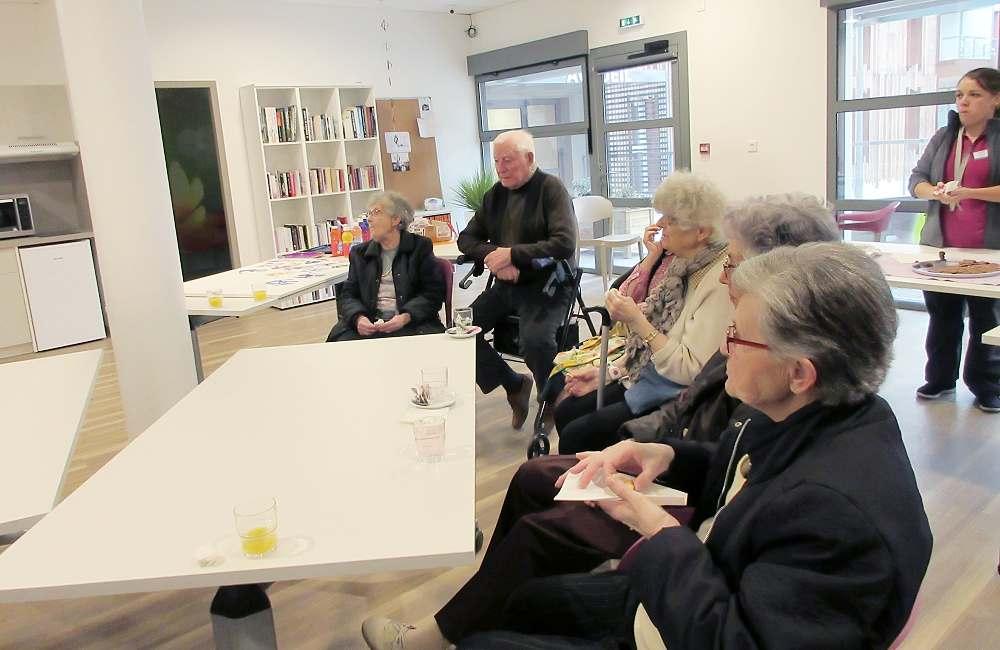 Goûter d'accueil pour les nouveaux résidents de Saint-Herblain