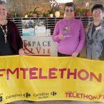 L'action d'Espace & Vie NIORT en faveur du Téléthon récompensée !