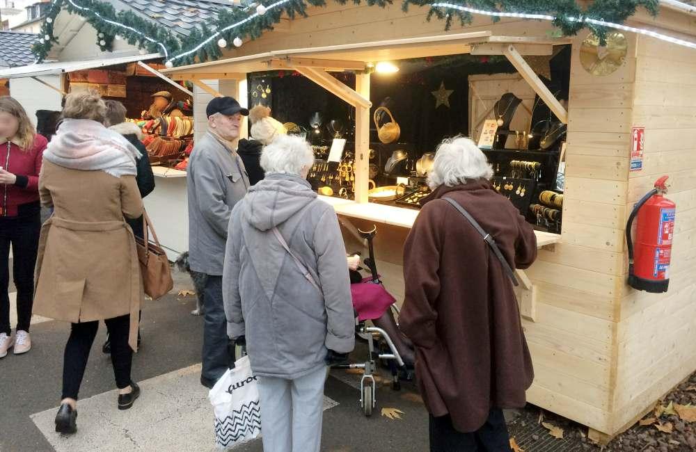 La Mabilais en balade au marché de Noël