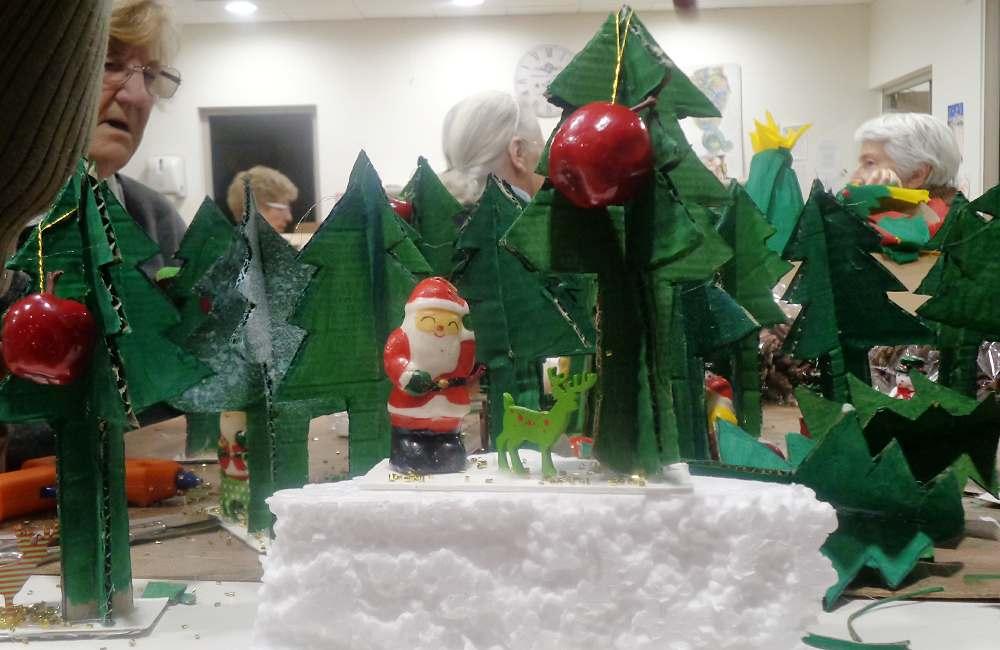 Un air de Noël a soufflé sur La Mabilais !
