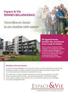 Fiche Residence BELLANGERAIS
