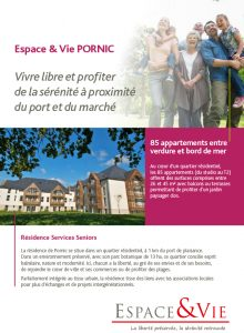 Fiche Residence PORNIC