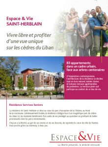 Fiche Residence STHERBLAIN