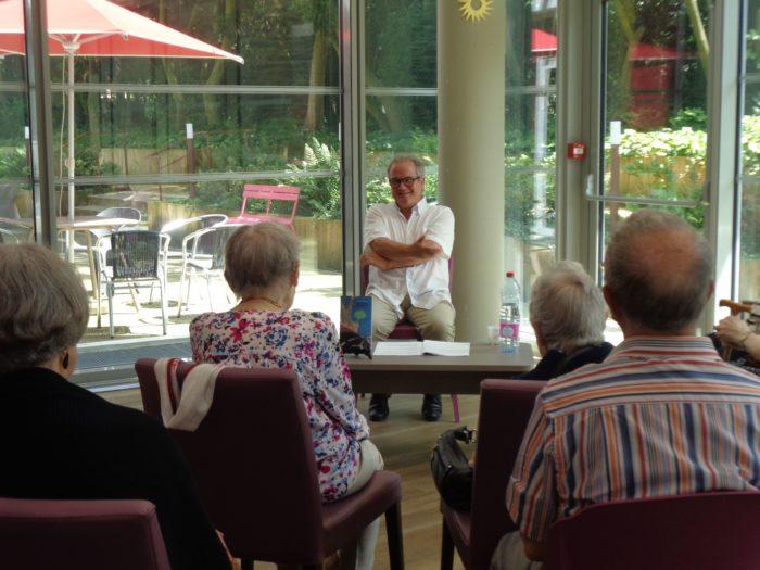 Rencontre avec l'auteur Vincent Spatari