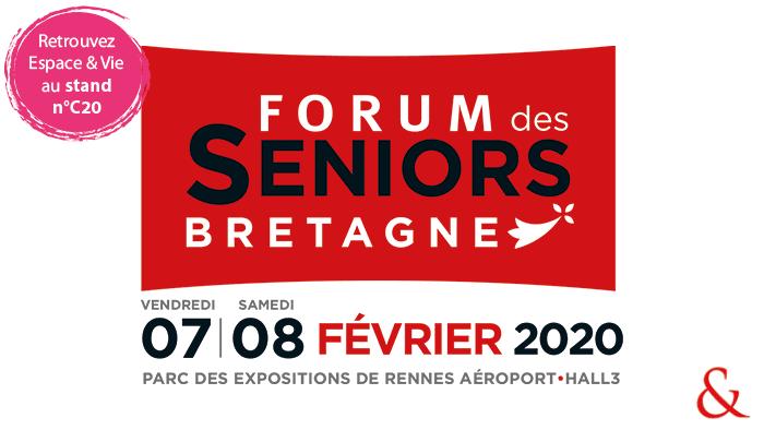 Forum des seniors Bretagne 2020