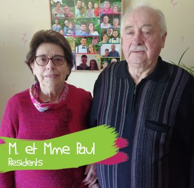 Parole de seniors M.Paul