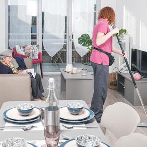 aide a domicile pour senior