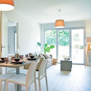 appartement en résidence seniors
